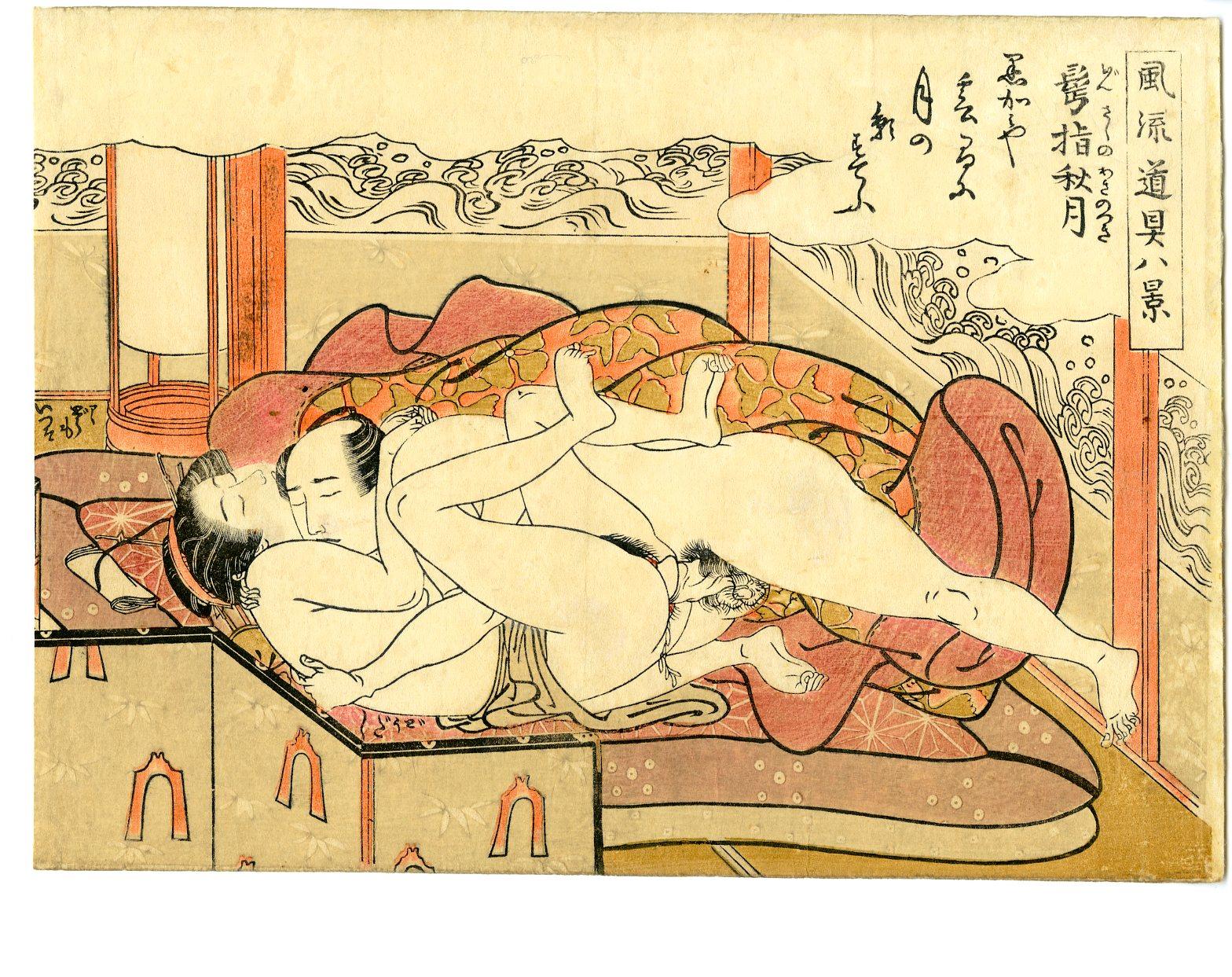 浮世絵 春画